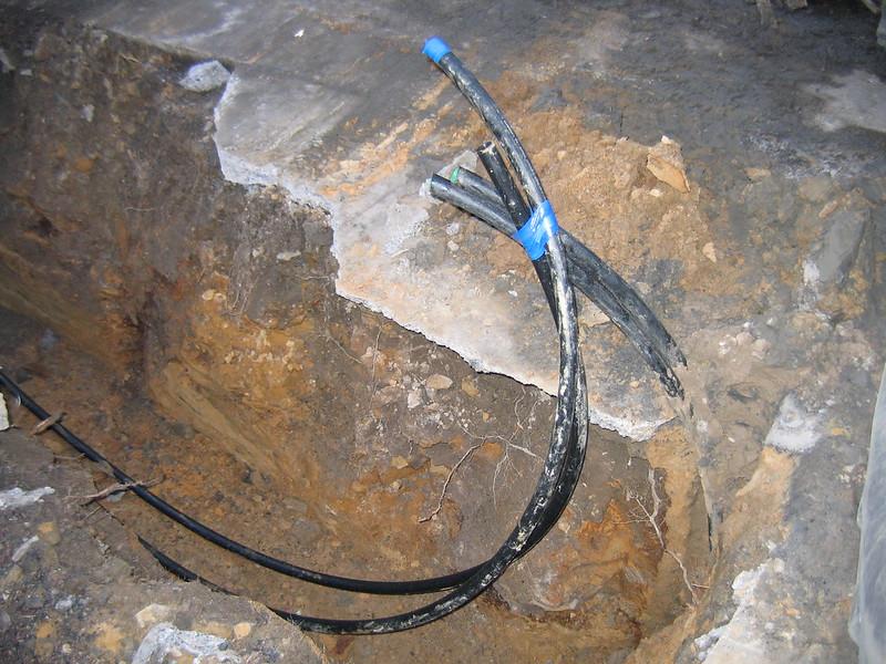 Geotermikus rendszer telepítése